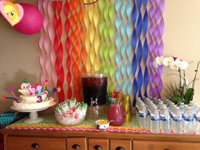My Little Pony Birthday Party -SproutClassrooms.com