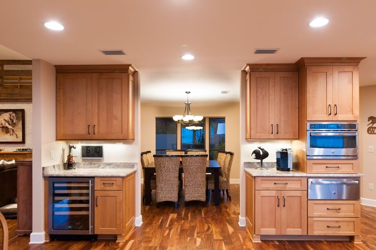17 best images about built in storage on pinterest for Butternut kitchen cabinets