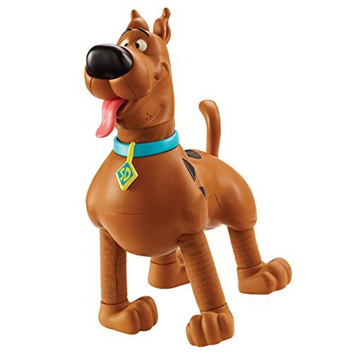 From 10.49 Scooby Doo Crazy Legs Electronic Toy