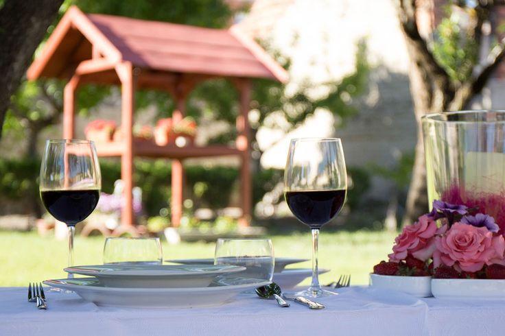 Disfrutar el vino en una buena copa, es uno de los grandes placeres de la vida.