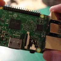 Meet the New Raspberry Pi 3  A 64-bit Pi With Built-in Wireless and Bluetooth LE