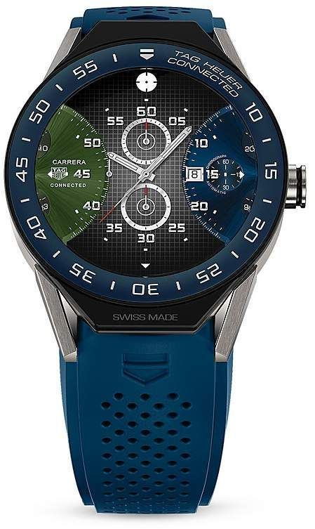 Tag Heuer Connected Modular Smartwatch 8d2288db30