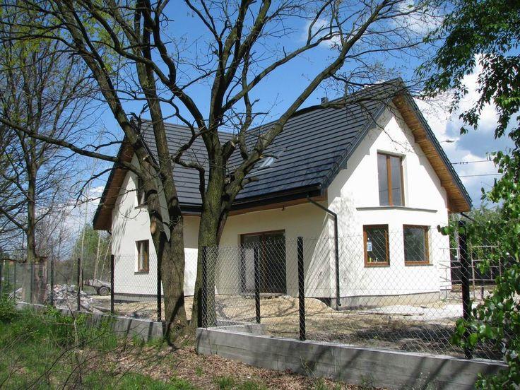 Projekt domu Wesoły #projekt #dom #budowa