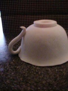 ~ Sugar Teachers ~ Cake Decorating and Sugar Art Tutorials: How to Make a Gumpaste Teacup