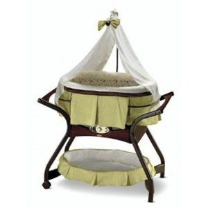 Fisher Price - Zen Collection Gliding Bassinet