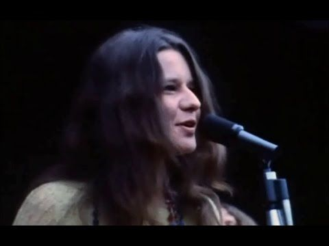 Janis Joplin - Ball And Chain (Amazing Performance at Monterey) - YouTube