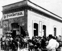Esta vez compartimos les compartimos un compilado de fotos históricas de Cantinas y Pulquerías dentro de la ciudad de...