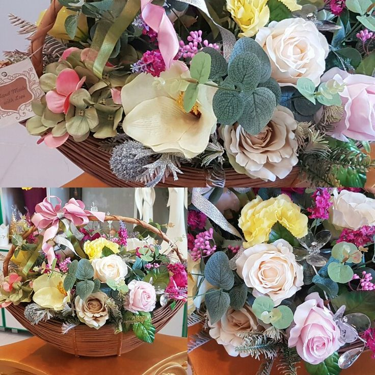 Flower composition. Artificial flowers. Best quality. #искусственныецветы #цветочныекомпозиции #композиции #винтаж #гортензия #розы #flowers #artificial #handmade #by_alina_melnyk #flowerdecoration #homedecor #decor #interiordecoration