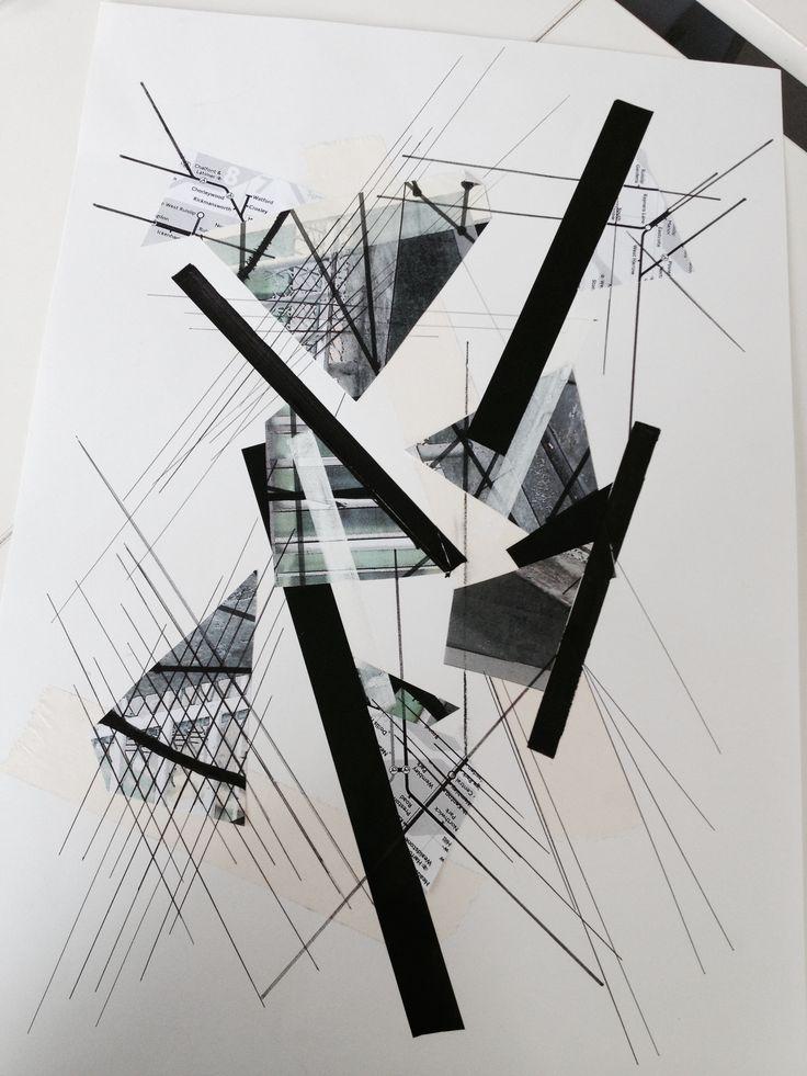 Sketchbook work for FSH2105 AS2 - ORIGINAL WORK BY HARRIET KING