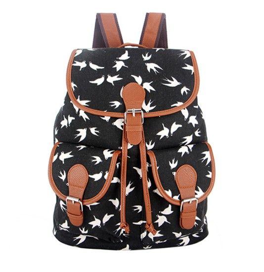 Dámský batoh se zapínáním ptáci – dámské batohy Na tento produkt se vztahuje nejen zajímavá sleva, ale také poštovné zdarma! Využij této výhodné nabídky a ušetři na poštovném, stejně jako to udělalo již velké množství …