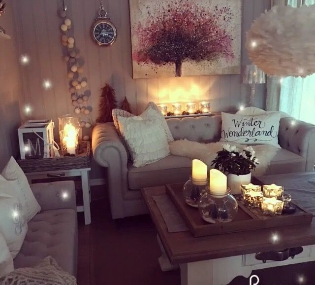 This looks so cosy!