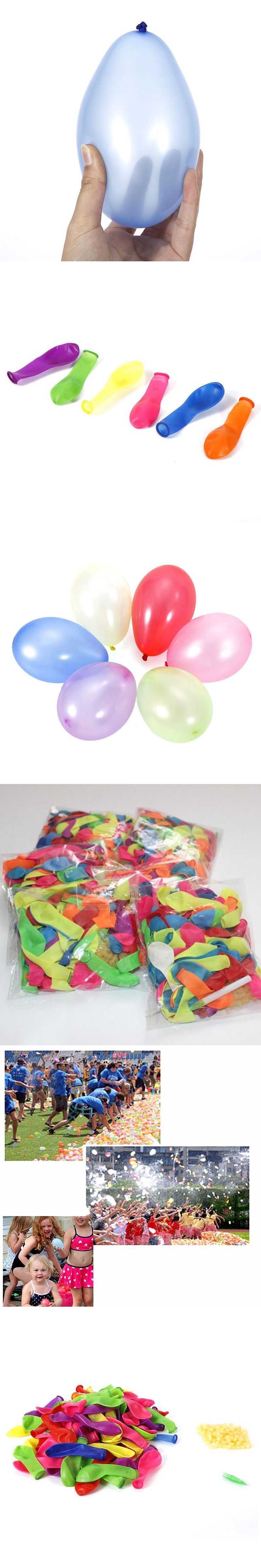 120pcs+120 rubber +1 tool small balloons Water polo round multicolor latex balloon wedding party summer outdoor fun toy balloons
