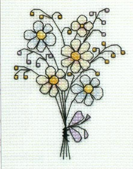 "Gallery.ru / ""Mini Cross Stitch"" Michael Powell - ""Mini Cross Stitch"" - natalia-stella"