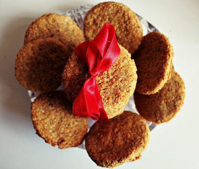 Super dietetyczne ciastka owsiane- dukan | Pasja gotowania