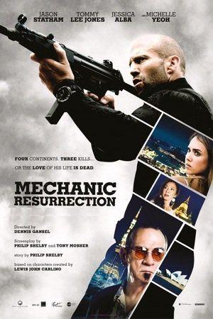 Watch Mechanic: Resurrection Full Movie Streaming HD