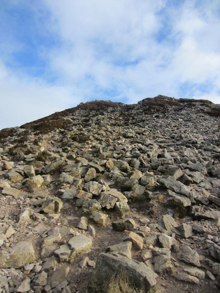Great Sugar Loaf http://whattododublin.org/2015/01/19/great-sugar-loaf-climb-short-route/