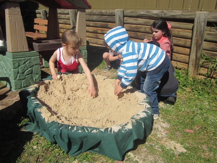 digging for dino eggs