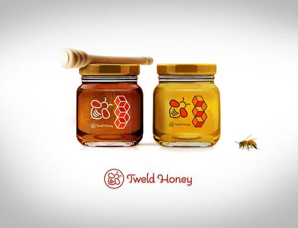 Honey Packaging Identity on Behance
