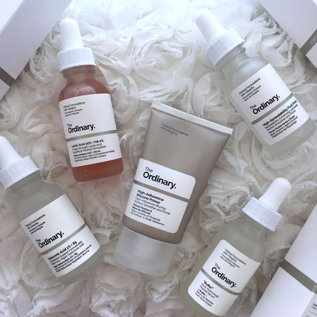 DECIEM The Ordinary Skincare Review. I have been trying out some skincare products and primers from the brand The Ordinary for the last 6 weeks and I am sharing my thoughts on them in todays post.
