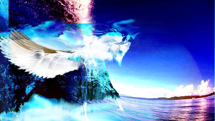 break the waves