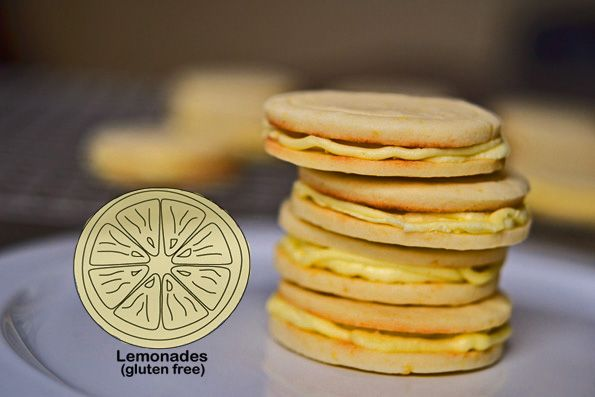 Gluten Free Lemonades Girl Scout Cookies Copycat Recipe | Gluten Free on a Shoestring