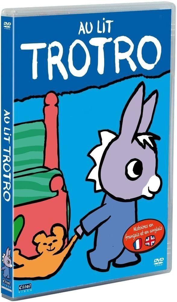 Trotro - Vol. 2 : Au lit Trotro (2004) - DVD