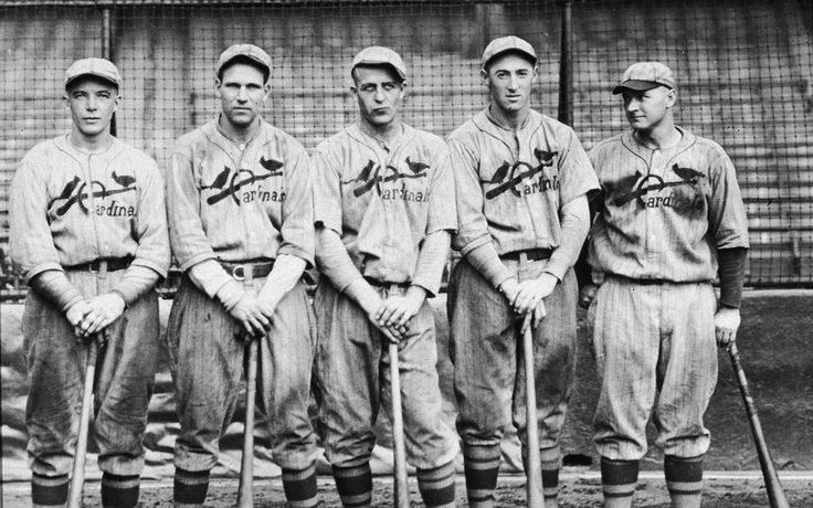 What the world was like in 1926, the year the St. Louis Cardinals won their first World Series.