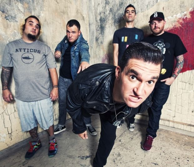WATCH | New Found Glory - 'Nothing For Christmas' (Lyric Video) - #AltSounds