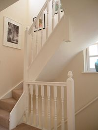 image of loft staircase