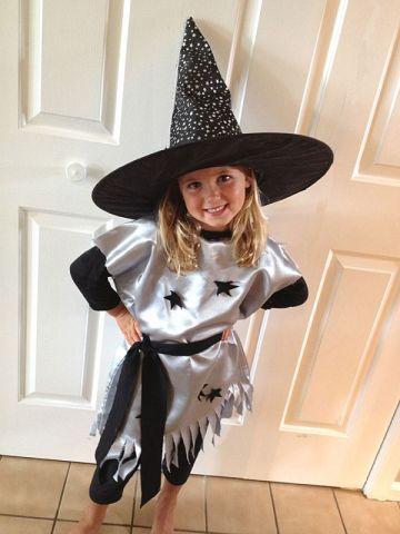 kids witch costume