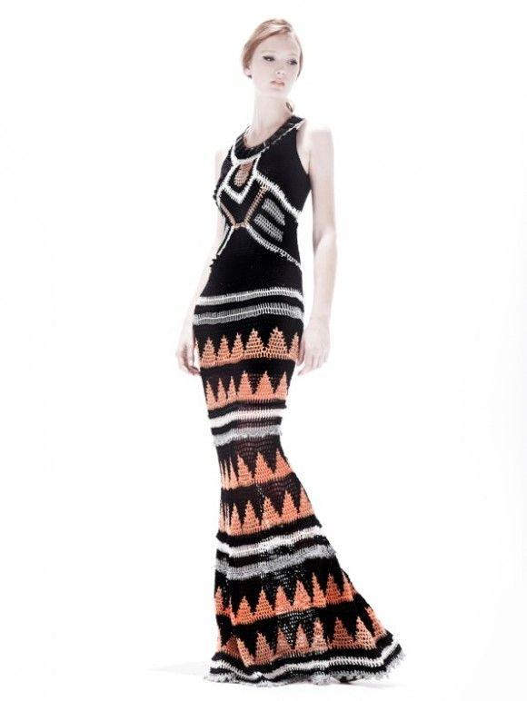 Amazing Dress by Vanessa Montoro!