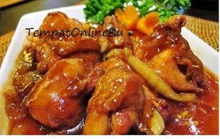 resep ayam goreng saus tiram special