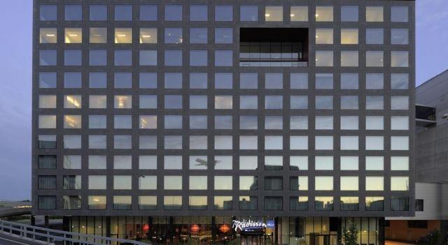 Radisson Blu Hotel, Zurich Airport - 4 Sterne #Hotel - EUR 124 - #Hotels #Schweiz #Kloten http://www.justigo.lu/hotels/switzerland/kloten/radisson-sas-zurich-airport_5630.html