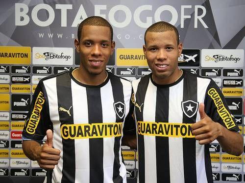 Conheça os Gêmeos que são os novos laterais do Botafogo #Botafogo