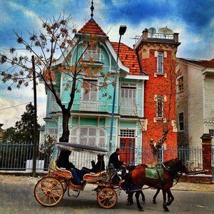 Buyuk Ada (Princess Islands) Istanbul