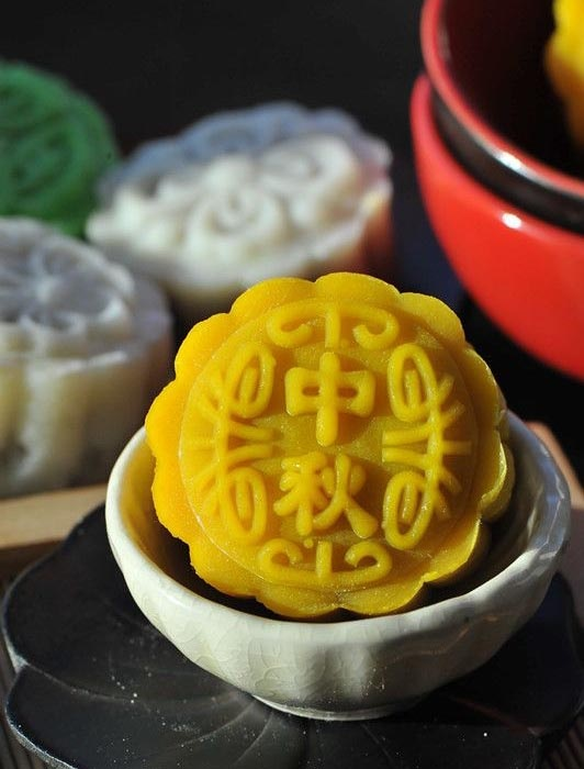 Sweet Sticky Rice Mooncake | Top Chinese Cuisine Top Chinese Food