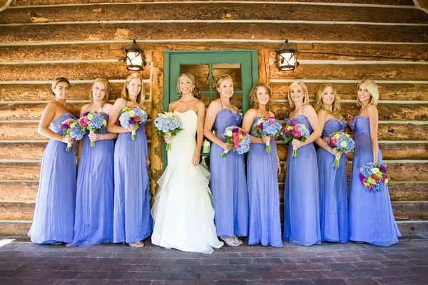 Love the color! Periwinkle blue