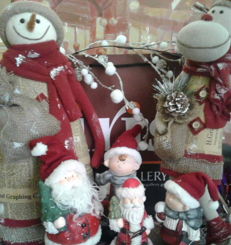 Το εορταστικό ωράριο ξεκίνησε. Χαρά μας να επισκεφτείτε το κατάστημά μας!!!! www.irishomegallery.gr