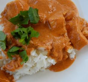 "Chicken Tikka Masala: ""Yum! I am a chicken tikka masala snob, and this was delicious. I've been trying to re-create this dish at home for years, and this is the best!"" -Aimchick"