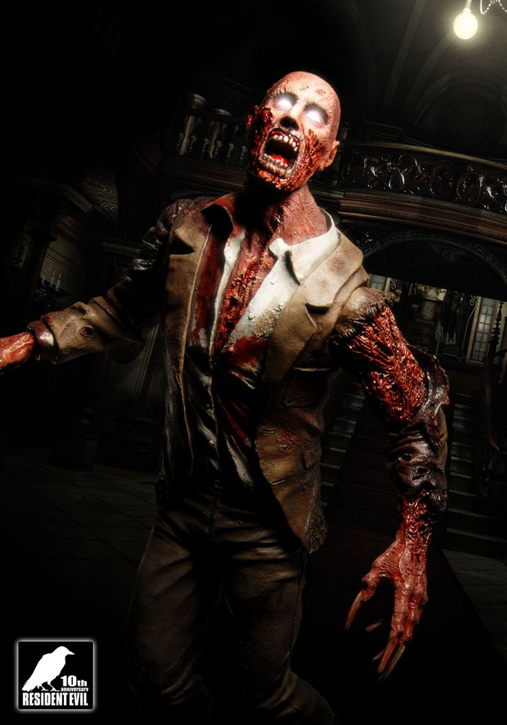 Resident Evil Crimson Head