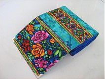 Peňaženky - Růže od Tiffanyho - 2977825