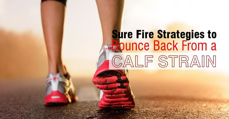Calf strain tends to take the form of a sharp pain in the lower leg, specifically muscle behind your knee and shin. While calf muscle strain sounds simple,