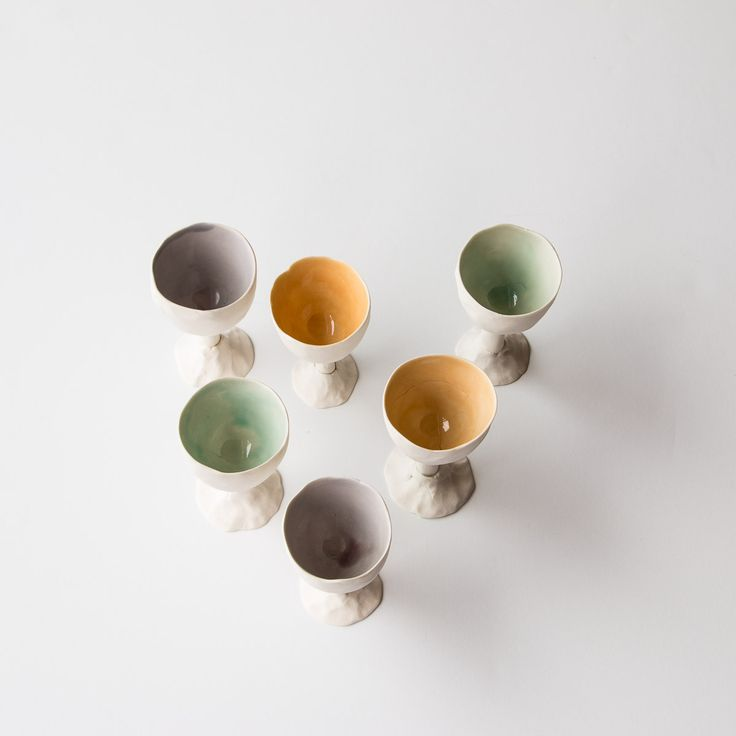40 best ihuotceramix isabelle huot cramiste images on pinterest egg cups are handmade by ceramic artist isabelle huot the very organic shape of these cups is directly inspired by nature perfect as gifts at easter negle Gallery
