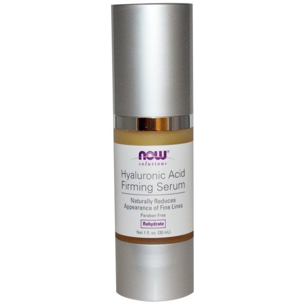 Now Foods, Solutions, #Hyaluronic Acid Firming Serum, 1 fl oz (30 ml) #antiaging #skincare $5 off with promo AGU725