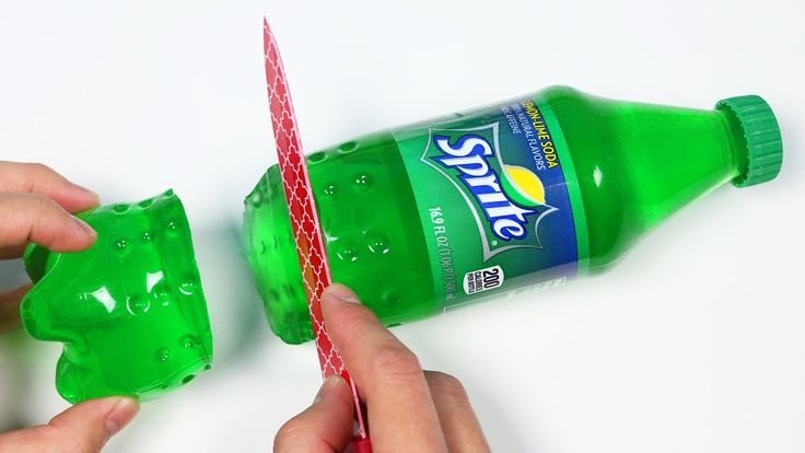 How to Make Sprite Soda Gummy Bottle Shape Fun & Easy DIY Sprite Soda Je...