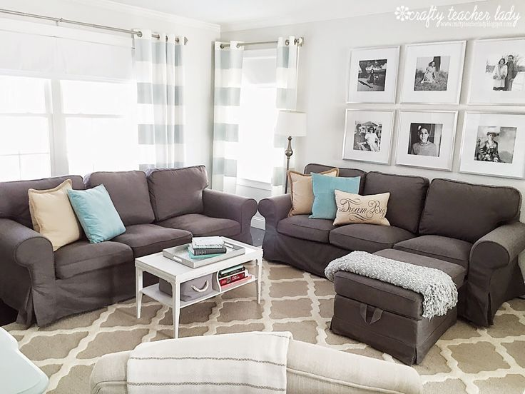 Beach House Sofa Slipcover Most Comfortable Leather Sectional Best 25+ Ektorp Ideas On Pinterest | Ikea ...