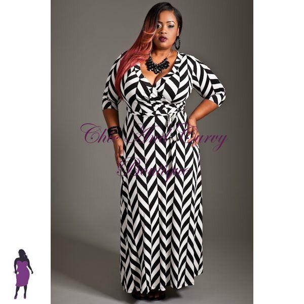 Black And White Plus Size Dresses | Good Dresses