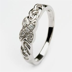 Celtic rings. My fave.