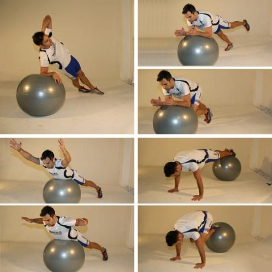 ber ideen zu gymnastikball auf pinterest bung bosu ball und fitness. Black Bedroom Furniture Sets. Home Design Ideas