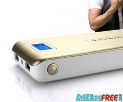 50000mAh Power Bank For iPhone Samsung Phones Charger